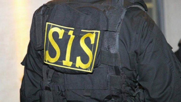 Suspected Terrorist arrested by SIS officers at Sculeni border