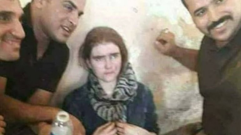 Suspected Isis fighter seized in Mosul may be missing German girl, 16
