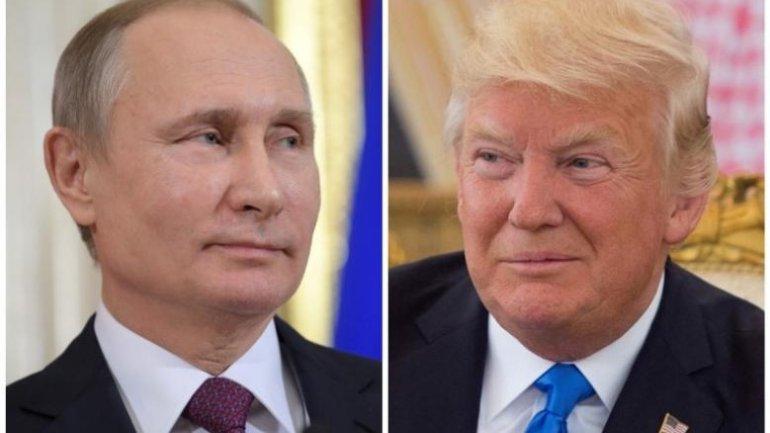 Ahead of G20 Summit. Leaders of U.S., Russia to meet in Germany