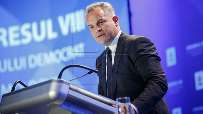 Vlad Plahotniuc: Moldova need support to go against Russian influence