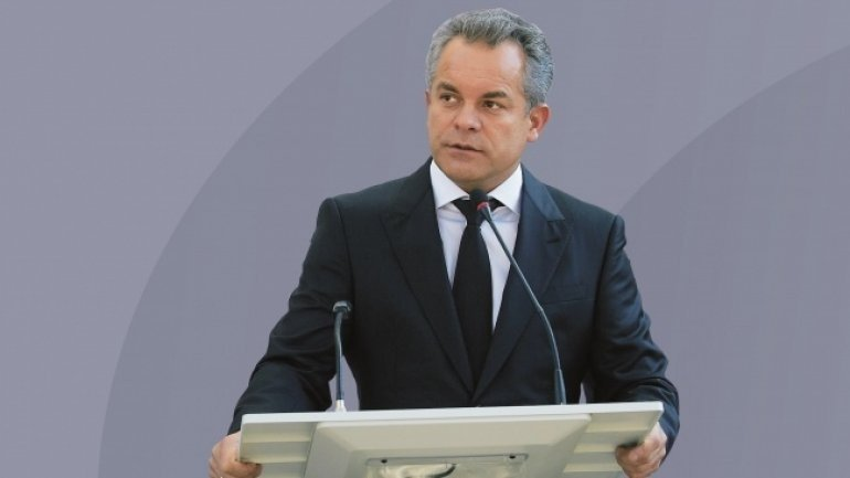 Vlad Plahotniuc, in New York: Moldova support and keep door wide open for US investors