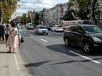 No comment: Ștefan cel Mare boulevard starts wrecked after recent repair