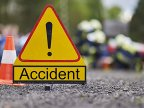 Multi-Vehicle accident in Buiucani sector