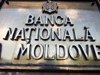 How much gold and money kept in stock of Moldovan National Bank?