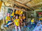 Diaspora's children become familiar with folk traditions at summer camp DOR in Moldova (Photos)