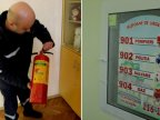 Thorough check of fire safety in kindergarten and schools
