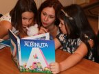 "Moldovan kids from diaspora to get 500 ""Albinuta"" ABC books, signed by Grigore Vieru"