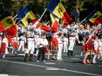 The Republic of Moldova's big day filled with celebration and good mood