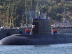 Russia deploys two newly-upgraded submarines to Mediterranean Sea