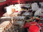 Expired food and alcohol beverages found in Basarabeasca