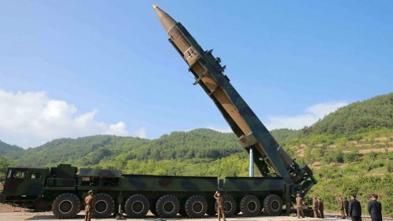 Ukraine denies selling missile technology to North Korea