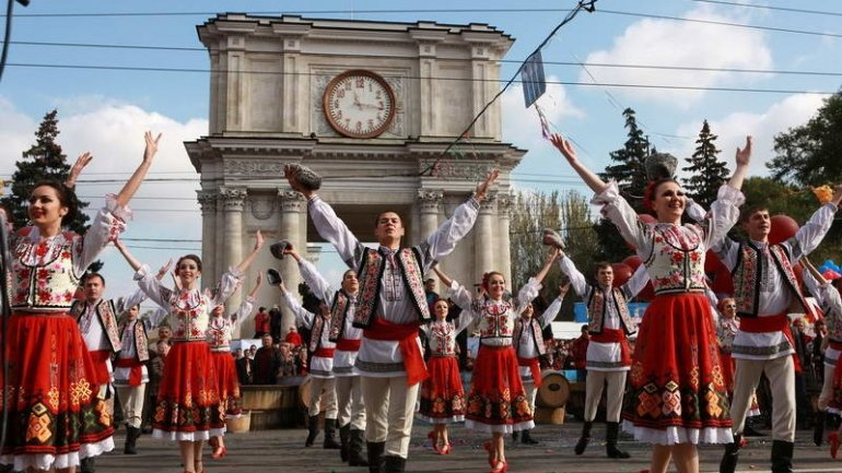 Moldovans are happy people, study claims