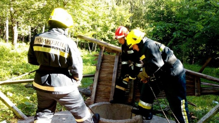 3-year-old child dead after falling into well while playing in district of Cahul