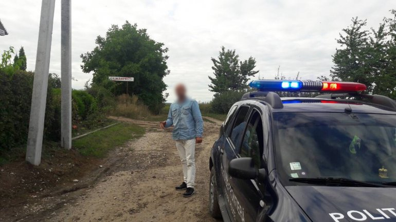 Two citizens from Turkey and two from Moldova detained for illegal crossing of Moldo-Ukrainian boarder