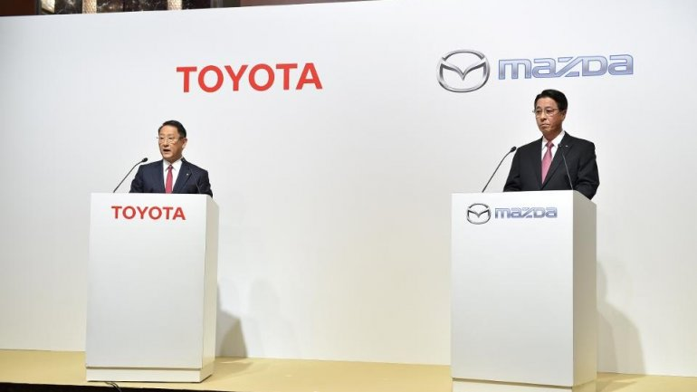 Toyota And Mazda Play Their Trump Card