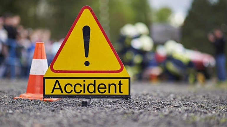 Grave accident on Chişinău-Balti driveway. Vehicles, seriously damaged