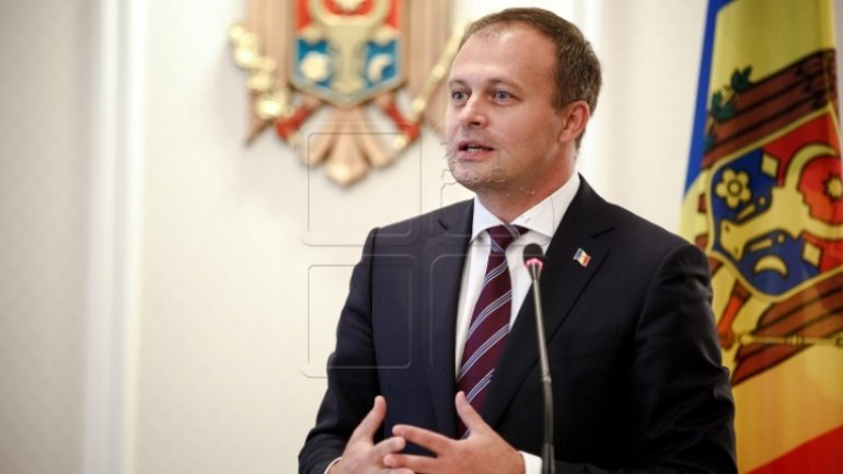 Moldova ready to handle stormy relationship with Russia