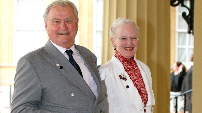 Till death do us part: Danish Queen's husband refuses to share her grave