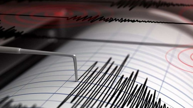 Another earthquake occurred nearby Moldova