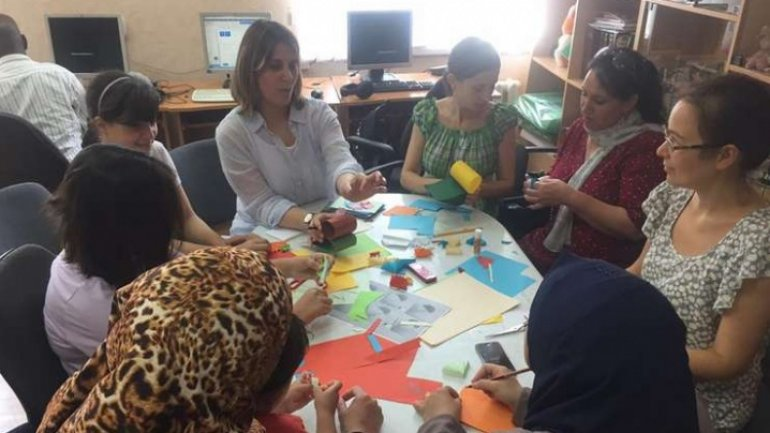 Moldova Center offers Refugees hopes for peace and better lives