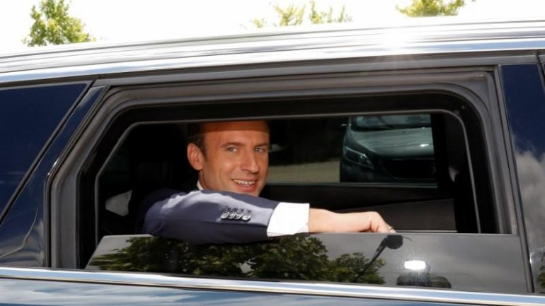 France's Macron, on Eastern Europe trip, to raise issue of cheap labor