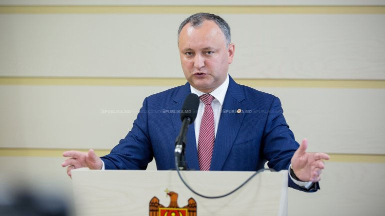 Dodon BLOCKS Reforms to Moldovan Academy of Science