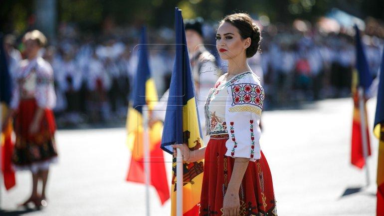 Justice Minister, Vladimir Cebotari: Independence Day inspires us