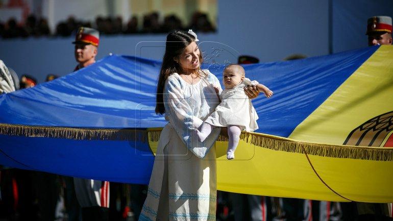 Today Moldova celebrates 26 Years of Independence