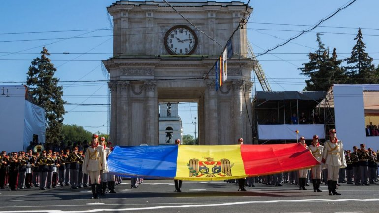 Moldova celebrates 26 years of independence with series of cultural-artistic events