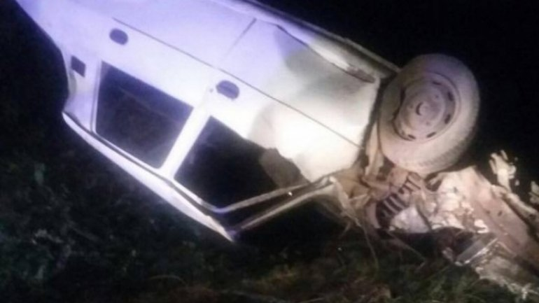 Botoșani: 16-year-old driver causes accident, 1 child dead