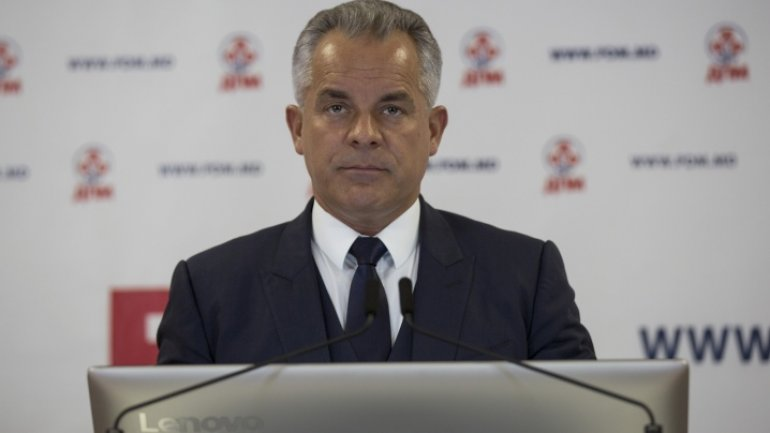 Vlad Plahotniuc: Presence of external troops on Moldova territory is abusive