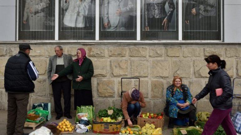 Ban on street trading in Chisinau to be soon imposed