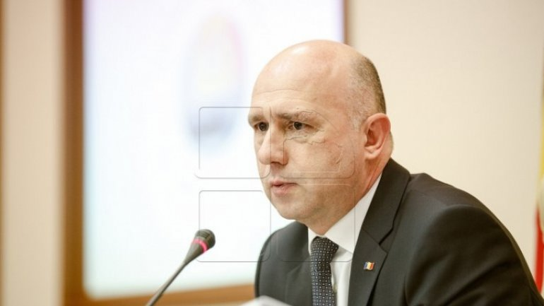 Pavel Filip opened World Congress of Eminescologilor hosted in Chisinau
