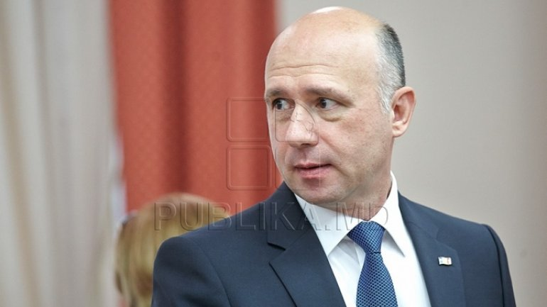 Pavel Filip on staff cut: Strong institutions strengthen national state