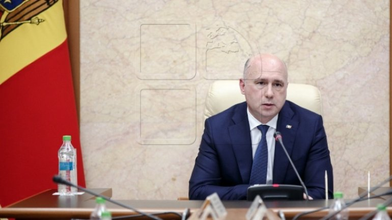 Pavel Filip requests Cabinet of Ministers to set up meetings with diaspora