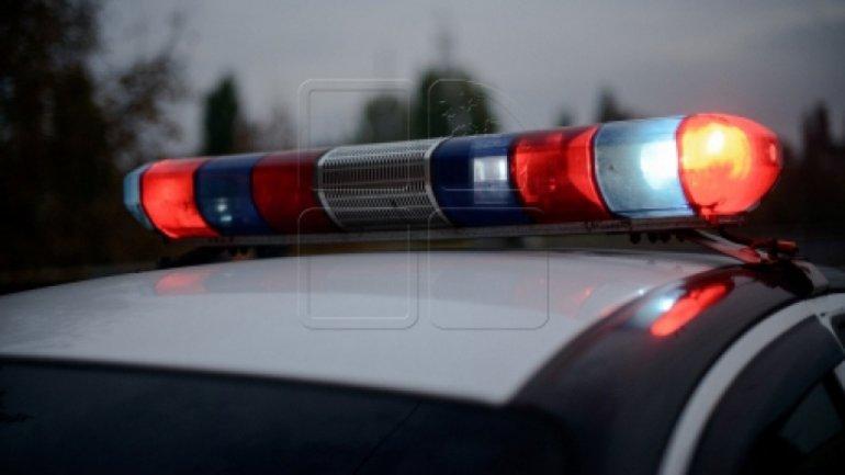Drunken car chase in Bălți