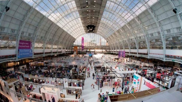 Moldova's fashions positively valued at Pure London exhibition