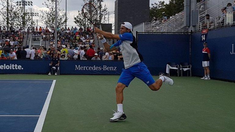 Radu Albot qualified in second round of Grand Slam Tournament