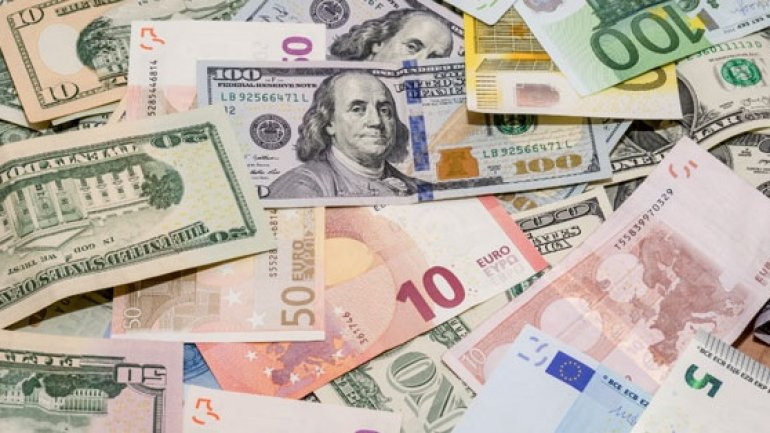 Exchange rate in Moldova for August 10, 2017