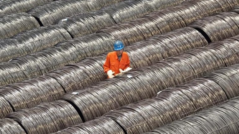 EU slaps import duties on some Chinese steels to counter subsidies
