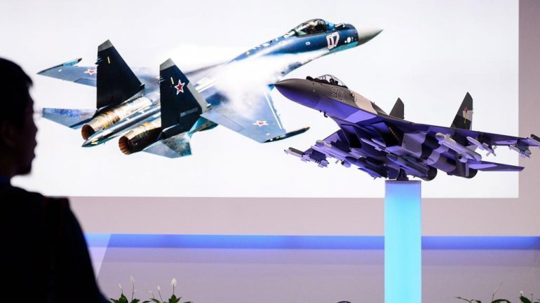 Russia to trade fighter jets for Indonesia's palm oil - reply to US sanctions