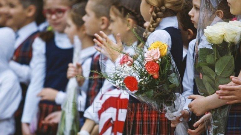30 refugee children awaiting first bell of new school year