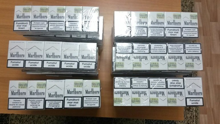 Two more attempts at smuggling cigarettes out of country seized at Lipcani and Giurgiulesti customs
