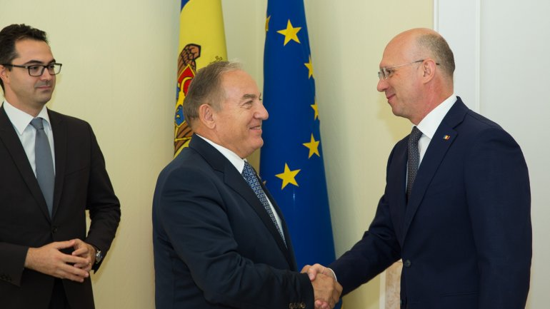 Turkey pledges further support for Moldova on economy, security and free movement