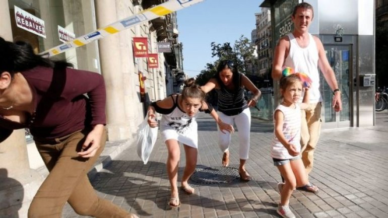 Moldovans are not listed victims of Barcelona terrorist attacks