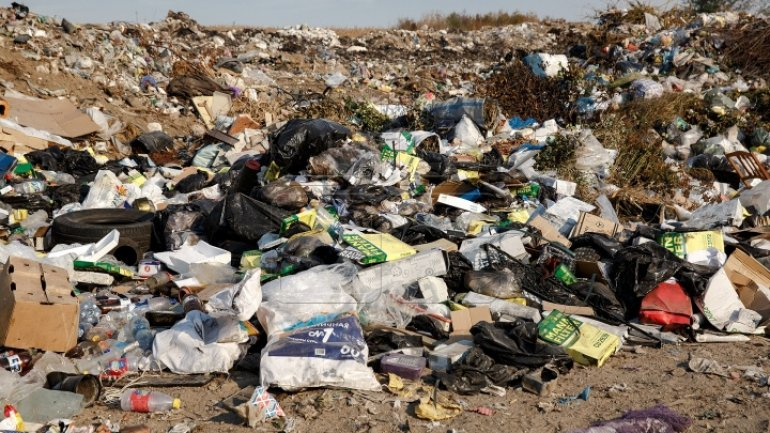 Ecological Agency ever fired Bălţi over garbage issue yet