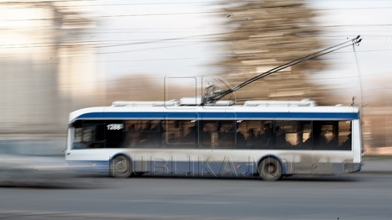 Trolleybuses from Capital will receive new coverings