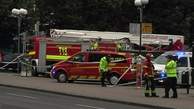 Horrific day of Europe. People stabbed in Turku, Finland