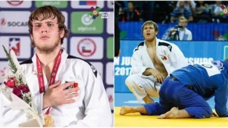 Moldova greets World Judo Champion, Eugen Matveiciuc, as national hero