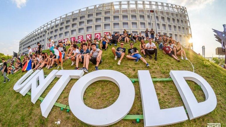 UNTOLD - Largest electronic music festival in Southeast Europe, STARTED (photos)